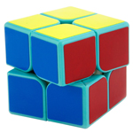 MoYu Weipo 2x2x2 Speed Cube 50mm Cyan