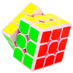 MoYu Weilong GTS 3x3x3 Speed Cube Pink