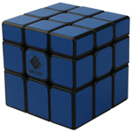 Cubetwist Unequal 3x3x3 Magic Cube Blue