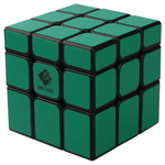 Cubetwist Unequal 3x3x3 Magic Cube Green