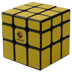 Cubetwist Unequal 3x3x3 Magic Cube Yellow