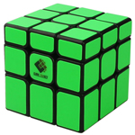 Cubetwist Unequal 3x3x3 Magic Cube Fluorescent Green