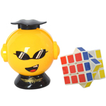 Cyclone Boys 4cm 3x3x3 Magic Cube with Coin Box
