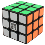YJ MoYu YuLong Speed Cube Sticker Version Black