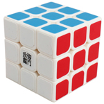 YJ MoYu YuLong Speed Cube Sticker Version White