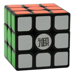 YuMo QingHong 3x3x3 Magic Cube Black