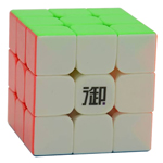 YuMo QingHong 3x3x3 Stickerless Magic Cube