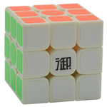 YuMo QingHong 3x3x3 Magic Cube White