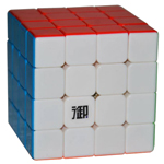 YuMo CangFeng 4x4x4 Stickerless Magic Cube