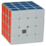 YuMo CangFeng 4x4x4 Magic Cube White