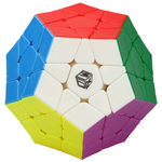 QiYi Galaxy Concave Stickerless Megaminx Speed Cube