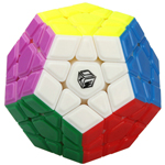 QiYi Galaxy Convex Stickerless Megaminx Speed Cube