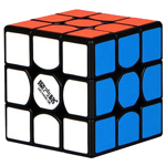 QiYi Thunderclap V2 3x3x3 Speed Cube Black