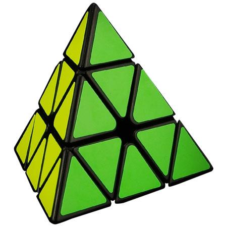 Moyu Magnetic Positioning Pyraminx Speed Cube Black