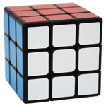 ShengShou 70mm Legend 3x3x3 Magic Cube Black