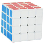 ShengShou Wind 4x4x4 Speed Cube White