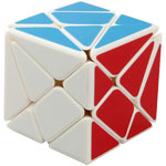 YongJun Axis V2 Speed Cube White