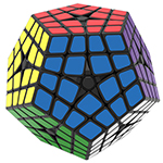 Shengshou Master Kilominx Magic Cube Black
