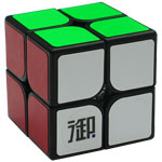 YuMo YueHun 2x2x2 Magic Cube Black