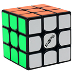 QiYi Valk3 3x3x3 Speed Cube Black