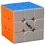 QiYi Valk3 3x3x3 Half-bright Stickerless Speed Cube