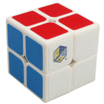 YuXin Golden Kylin 2x2x2 Magic Cube White