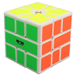 QiYi Square One Speed Cube White