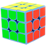 SENHUAN Mars 3x3x3 Speed Cube Blue