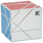 DaYan Tangram Magic Cube White