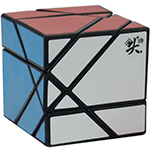 DaYan Tangram Magic Cube Black