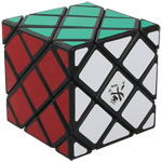 DaYan 4-Axis 5-Rank Magic Cube Puzzle Black