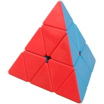 YongJun YuLong Stickerless Pyraminx Magic Cube