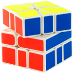MoYu WeiLong SQ-1 Speed Cube White