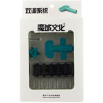 MoYu WeiLong GTS Dual-adjustment Tool Kit Black
