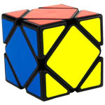 YongJun GuanLong Skewb Magic Cube Black