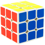 MF3 3x3x3 Magic Cube 56mm White