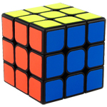 MF3 3x3x3 Magic Cube 56mm Black