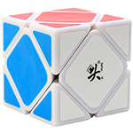 DaYan Skewb Speed Cube White