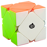 CONGS DESIGN MeiChen Skewb Stickerless Speed Cube