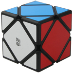 QiYi QiCheng Skewb Magic Cube Black