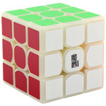 MoJue M3 3x3x3 Speed Cube 56mm Primary Color