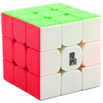 MoJue M3 3x3x3 Stickerless Speed Cube 56mm