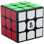 MoJue M3 3x3x3 Speed Cube 56mm Black