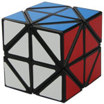 LanLan Helicopter Magic Cube Puzzle Black