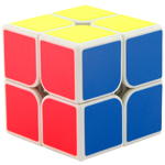 MF2s 2x2x2 Magic Cube White