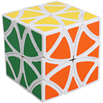 LanLan Butterfly Copter Curvy Cube White