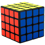 MF4s 4x4x4 Magic Cube 62mm Black