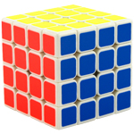 MF4s 4x4x4 Magic Cube 62mm White