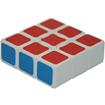 YongJun 1x3x3 Magic Cube White