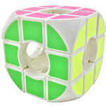 SY Arc Angle 3x3x3 Void Magic Cube Puzzle